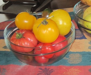 Toy Box Tomatoes