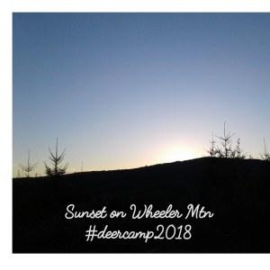 DeerCamp October 2018 4