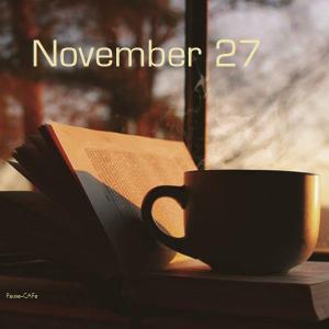 November 27, 2018 Pause-Cafe