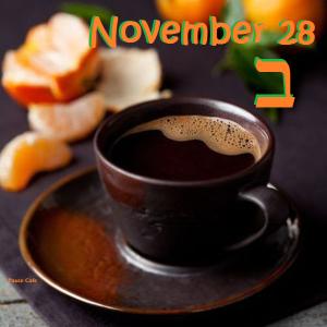 November 28, 2018 Pause-Cafe